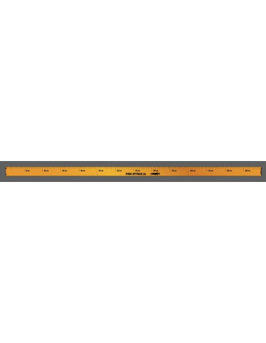 Pike-Attack Bandmaß Boots-Aufkleber / Zentimetermaß