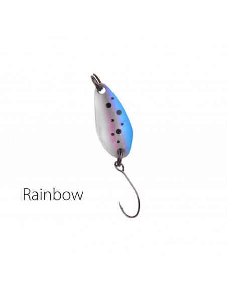 Spro Trout Master INCY Spoon 2,5 g., Fb.: Rainbow