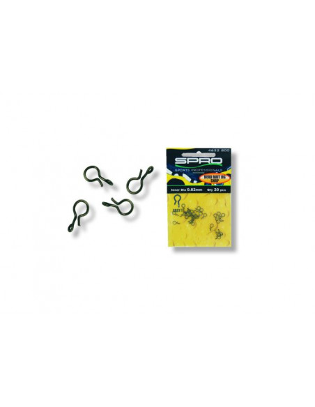 Spro Pike Fighter Dead Bait Jig Snap (Easy Clip)