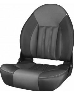 Tempress ProBax® Bootssitz, Fb.: Black/Charcoal Carbon