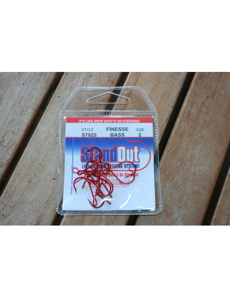 StandOut Hook Finesse Bass Gr.2 Red Alert