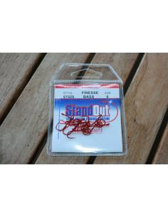 StandOut Hook Finesse Bass Gr.6 Red Alert