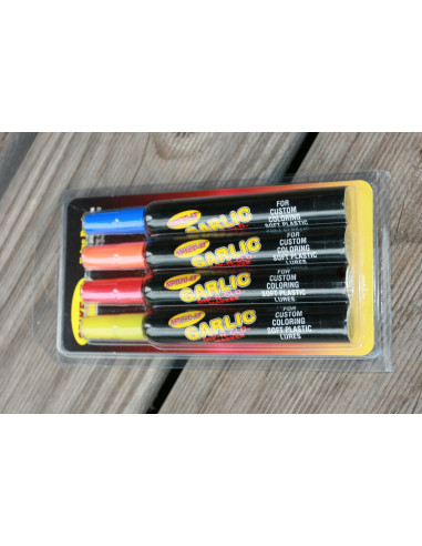 Spike-it Marker Value Pack, Garlic