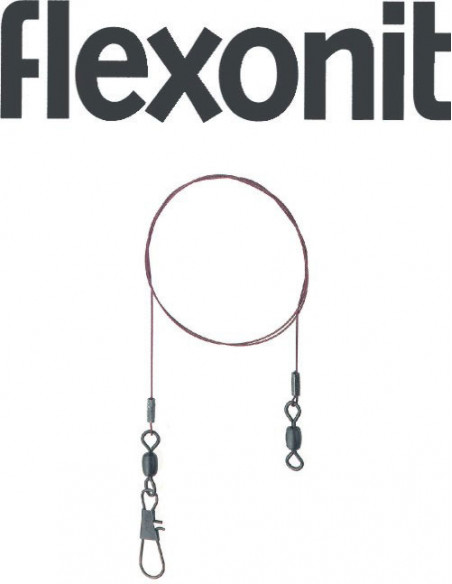 Flexonit Kunstköder Vorfach AF 11,5 kg / 30 cm