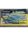 K-Don S6 Fringe Tail 14 cm / Fb.: Green-Blue-Pearl