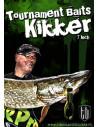 """Tournament Baits Kikker 7"""", Fb.: Orange"""