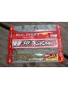 """Bait Breath U 30 Rush Craw 3,5"""" / Fb.: 143 Clear/Black Gold"""