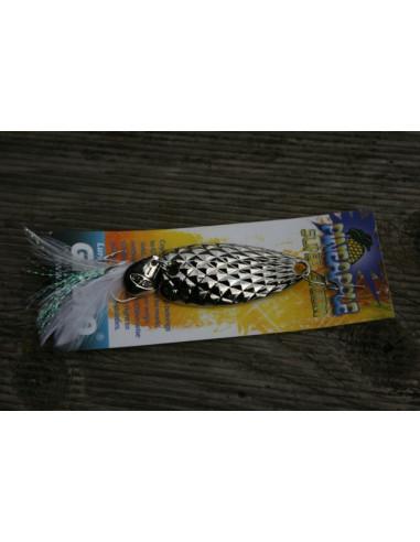 GT-Bio Pineapple Spoon 20 g., Fb.: Silber
