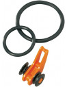 Fuji EZ Keeper Easy on Hook Keeper Hakenhalter , Fb.: Orange