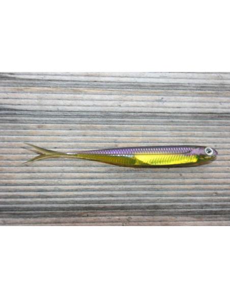 """Fish Arrow Flash-J Split 3"""", Fb.: 05 Purple Weenie / Silver"""