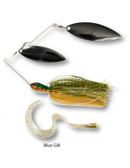 Gamakatsu Big Bang Blade Spinnerbait 21 g., Fb.: Blue Gill