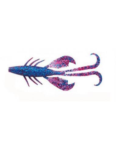 HART Izaki 12 cm Creaturebait, Fb.: 12 Red Blue Glitter
