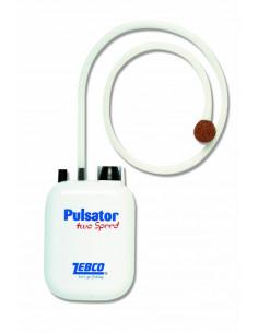Pulsator 2-Speed Sauerstoffpumpe für Köderfische, Köderfischpump