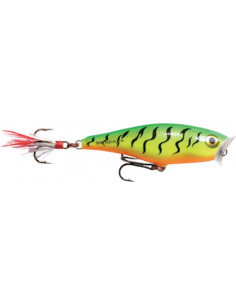 Rapala Skitter Pop 5 cm, Fb.: FT Firetiger