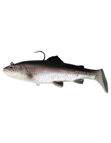 Savage Gear 3D Trout Rattle Shad 20,5 cm, Fb.: Rainbow Trout