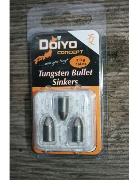 Iron Claw Doiyo Concept Tungsten Bullet 7 g Natural