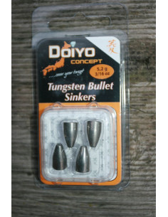 Iron Claw Doiyo Concept Tungsten Bullet 5,2 g Natural
