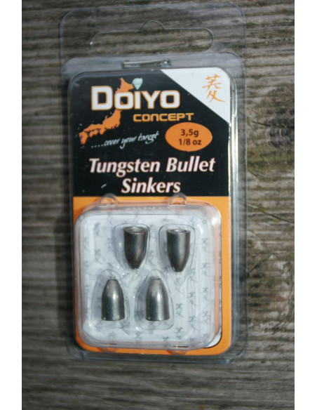 Iron Claw Doiyo Concept Tungsten Bullet 3,5 g Natural