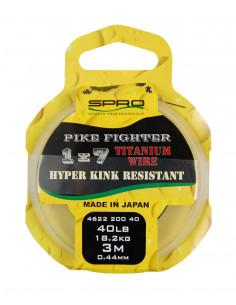 Spro Predator Titanium Wire 18,2 kg / 3 m