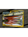 Spro HS 910 Pointy Tail Shad 115, Fb. Yello'Red