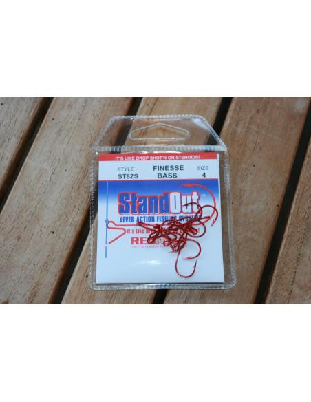 StandOut Hook Finesse Bass Gr.4 Red Alert