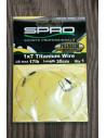 Spro Predator 1x7 Titanium Vorfach 30 cm, Tragk.: 7,7 kg