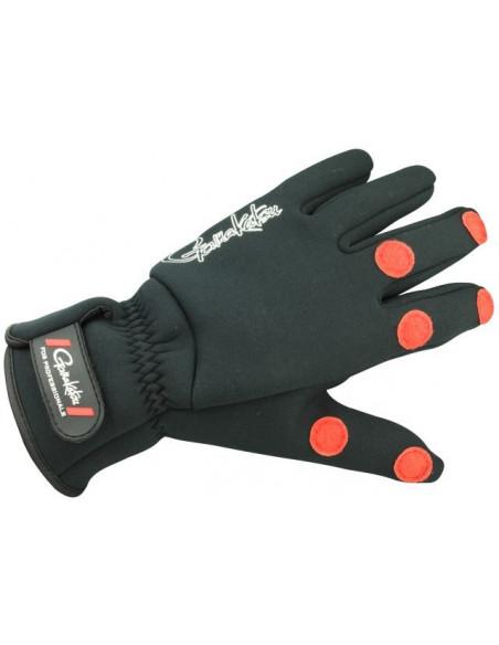 Gamakatsu Power Thermal Neopren Gloves, Gr. XL