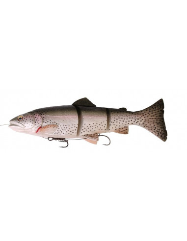 Savage Gear 3D Line Thru Trout SS 15 cm / 35 g., Fb.: Golden AlbinoRainbow