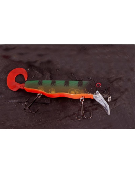 Iron Claw P.F.S. Slim Pander Crank 14,5 cm / Fb.: PE