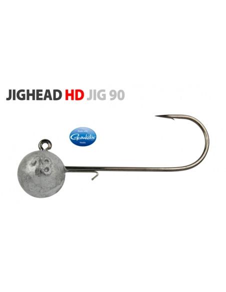 Gamakatsu/Spro Round Jighead HD Jig 90 Rundkopfjig 6/0 -24 g.