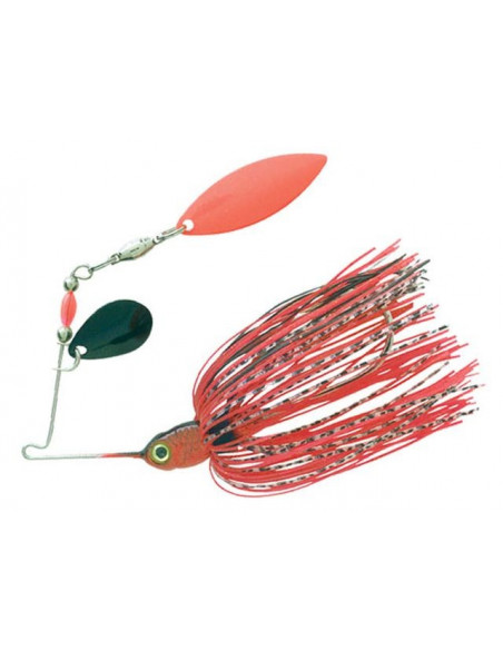 BooYah Pond Magic Spinnerbait 6 g., Fb.: 652 Red Ant