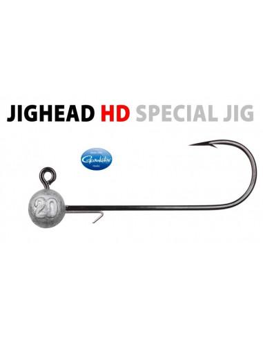 Gamakatsu/Spro Round HD Special Jig 90 Jighead 10/0 -25 g.