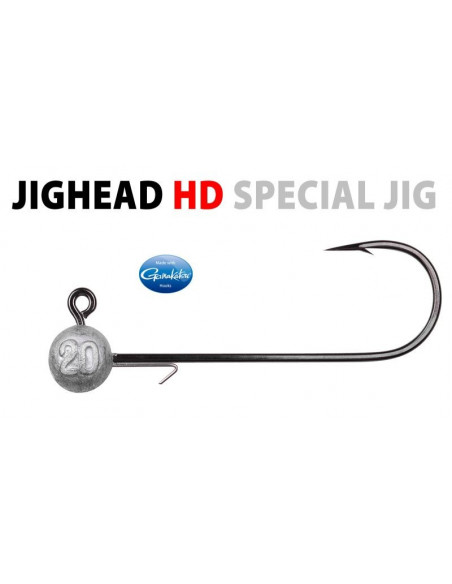 Gamakatsu/Spro Round HD Special Jig 90 Jighead 12/0 -30 g.