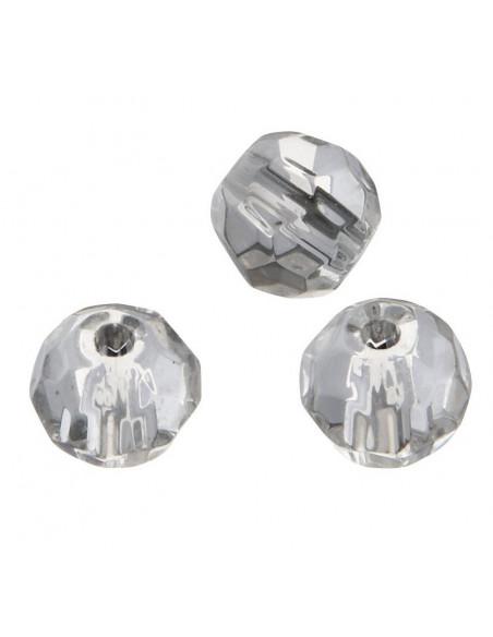 Cormoran Glass Beads (Echte Glasperlen) ø 4 mm
