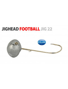 Gamakatsu/Spro Football Jighead 3/0 - 14 g.