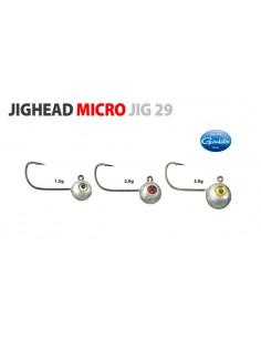 Spro Micro Jig Head 1,5 g. / Gr.2