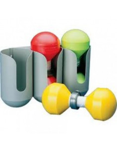 Lindy Tournament Marker Boy Rack Bojen-Set