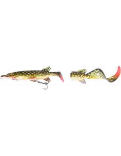 The 3D Hybrid Pike 25 cm / 130 g. / Fb.: Yellow Pike