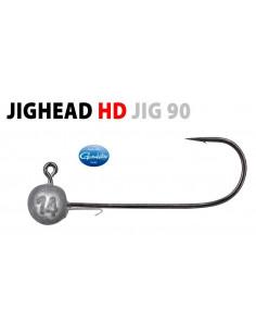 Gamakatsu/Spro Round Jighead HD Jig 90 Rundkopfjig 5/0 -10 g.