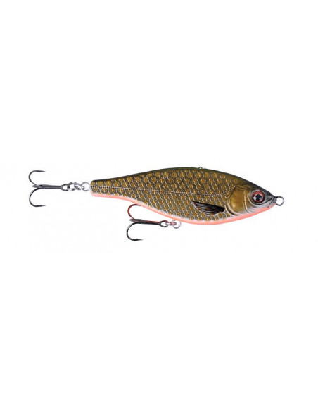 Savage Gear 3D Roach Jerkster 115, Fb.: 07 Red Black Cobber