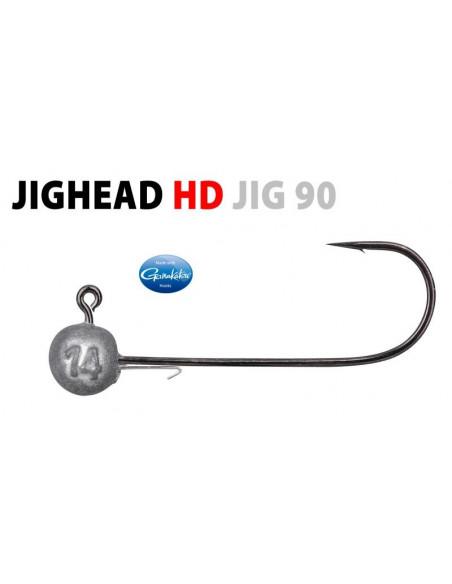 Gamakatsu/Spro Round Jighead HD Jig 90 Rundkopfjig 3/0 -5 g.