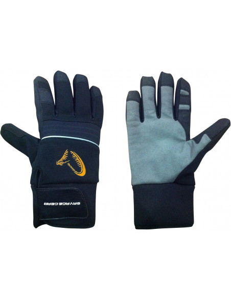 Savage Gear Winter Thermo Glove, Gr. M
