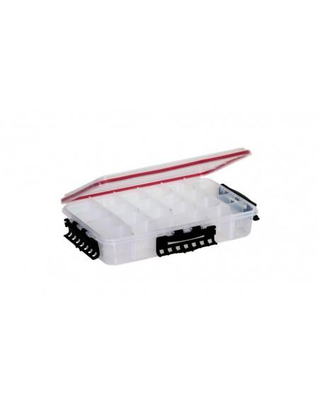 Plano Waterproof Stowaway Tacklebox 3700/3740-10, Red