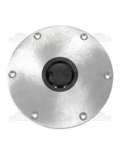 "Springfield Plug-In Aluminium Deck Base 9"", Standard"