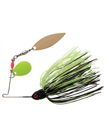 BooYah Pond Magic Spinnerbait 6 g., Fb.657 Hornet