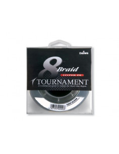 Daiwa Tournament 8 Braid 135 m / 0,08 mm / 4,9 kg Tragkraft