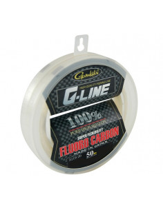 Gamakatsu G-Line Fluorocarbon Big Spool 50m/9,1 kg