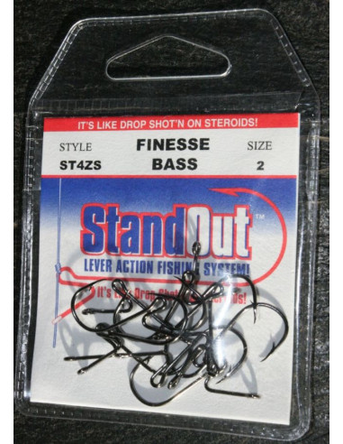 StandOut Hook Finesse Bass Gr.2