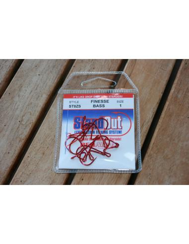 StandOut Hook Finesse Bass Gr.1 Red Alert