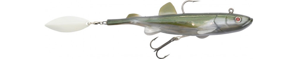 Rubber Duck Shad 21 cm